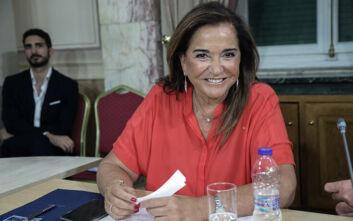 Εκλογή Ντόρας Μπακογιάννη στη διακομματική κοινοβουλευτική επιτροπή για την ανάπτυξη της Θράκης