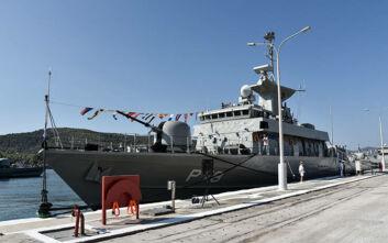 Πυραυλάκατος «Καραθανάσης»: Το Πολεμικό Ναυτικό τιμάει τον ήρωα των Ιμίων
