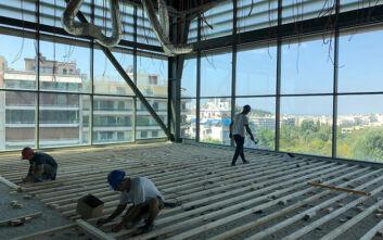 Εθνική Πινακοθήκη: Έτσι εξελίσσονται τα έργα - Πότε θα γίνουν τα εγκαίνια