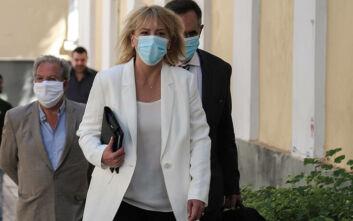 Πυρκαγιά Μάτι: Στις 23 Σεπτεμβρίου απολογείται η Ρένα Δούρου