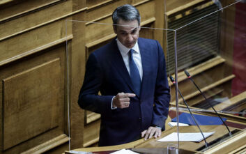 Μητσοτάκης: Πολιτική απόφαση το να δώσουμε όλα μαζί τα εφάπαξ μέσα στο 2020