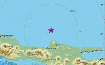 Ισχυρή σεισμική δόνηση στην Ινδονησία
