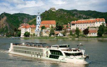 Άρχισαν και πάλι οι κρουαζιέρες στον Δούναβη