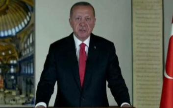 Ερντογάν: Η Αγιά Σοφία ανοίγει στις 24 Ιουλίου ως τζαμί - Θα την επισκέπτονται Μουσουλμάνοι και Χριστιανοί