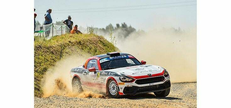 Abarth Rally Cup 2020 – Newsbeast