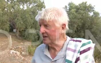 Ο πατέρας του Μπόρις Τζόνσον για το ταξίδι του στην Ελλάδα: Δεν παραβιάζω τους κανόνες