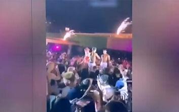 Τα επικίνδυνα πάρτι της Μυκόνου τρομάζουν την κυβέρνηση