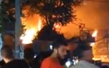 Ιράν: Δύο νεκροί από ακόμη μια «περίεργη» έκρηξη σε εργοστάσιο