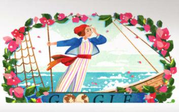 Jeanne Baret: Η πρώτη γυναίκα που έκανε τον περίπλου της Γης στο Doodle της Google