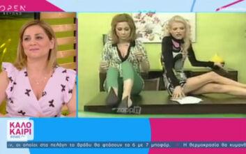 Το βίντεο με πρωταγωνίστρια τη Νανά Καραγιάννη προκάλεσε συγκίνηση στην εκπομπή «Καλοκαίρι #not»