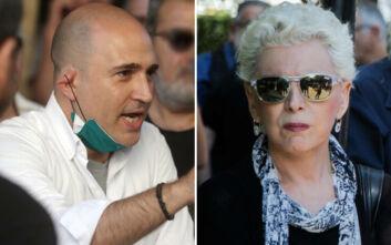 Ο Κωνσταντίνος Μπογδάνος δίνει ραντεβού στα δικαστήρια και με την Έλενα Ακρίτα