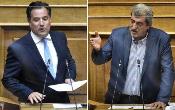 Άγρια κόντρα Πολάκη-Γεωργιάδη: «Εμείς δεν θαυμάζουμε τον Παττακό, θαυμάζουμε τον Βελουχιώτη» - «Εμείς δεν είμαστε με τους κατσαπλιάδες»