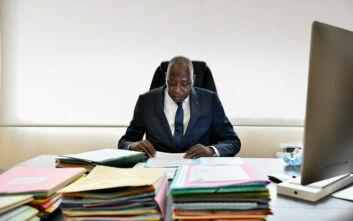 Πέθανε ξαφνικά ο πρωθυπουργός της Ακτής Ελεφαντοστού, Amadou Gon Coulibaly