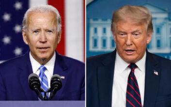 Σε τεντωμένο σκοινί οι ΗΠΑ: Ο Τραμπ συνεχίζει τα δικά του και ο Μπάιντεν προειδοποιεί