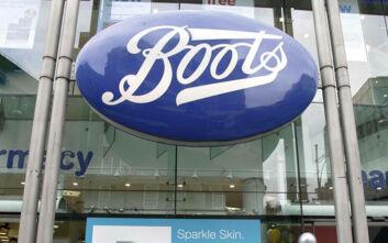Περικοπή 4.000 θέσεων εργασίας λόγω κορονοϊού και κλείσιμο 48 μαγαζιών σχεδιάζει η αλυσίδα Boots