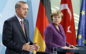 Focus: «Ο Ερντογάν πρέπει να ελπίζει στη Μέρκελ»