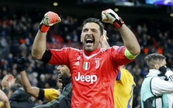 Serie A: Ο Μπουφόν έγραψε ιστορία ως ρέκορντμαν συμμετοχών