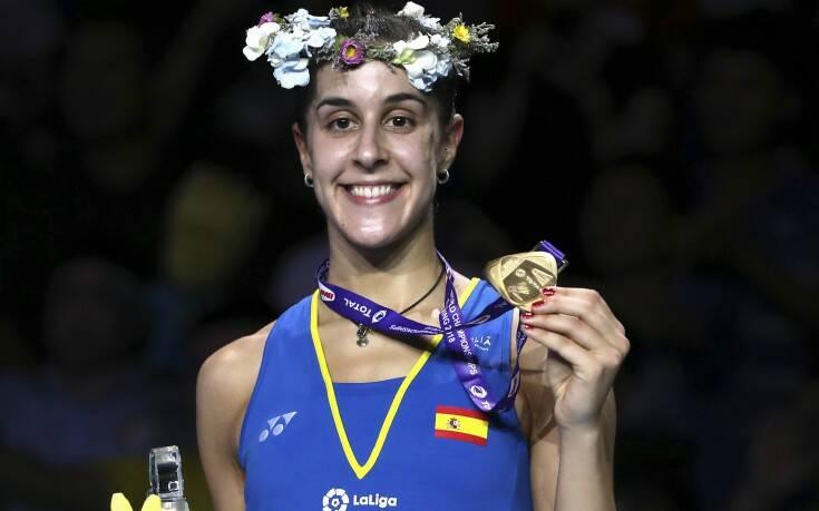 Η χρυσή Ολυμπιονίκης που χαρίζει τα μετάλλια της στους γιατρούς και νοσηλευτές