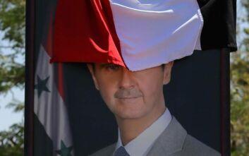 Στη μαύρη λίστα των ΗΠΑ ο πρωτότοκος γιος του Μπασάρ αλ-'Ασαντ λόγω του «νόμου Καίσαρα»