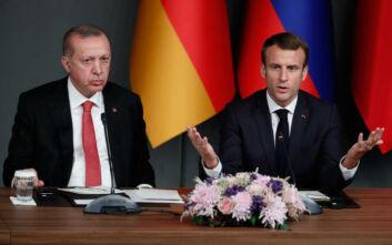 Ο Ερντογάν ρίχνει τα βέλη του στον Μακρόν: Έχει «αποικιοκρατικές» βλέψεις στον Λίβανο