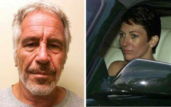 Δικαστικά έγγραφα «καίνε» τον Τζέφρι Έπσταιν και την πρώην ερωμένη του Γκισλέιν Μάξγουελ