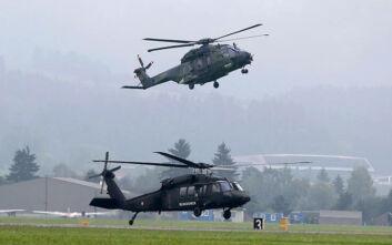 Στρατιωτικό ελικόπτερο συνετρίβη στην Κολομβία - Έξι τραυματίες και 11 αγνοούμενοι