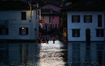 Ιταλία: Δύο νεκροί από σφοδρή κακοκαιρία που έπληξε την Σικελία