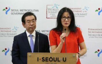 Σεξουαλικό σκάνδαλο φαίνεται ότι βασάνιζε τον δήμαρχο της Σεούλ που βρέθηκε νεκρός