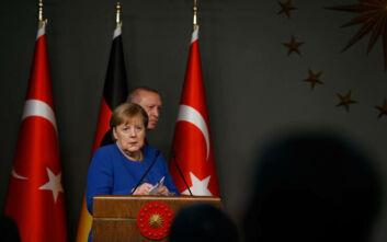 Αλλάζει στάση έναντι της Τουρκίας η Μέρκελ και οι κυρώσεις «πλησιάζουν»