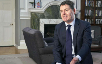 O Πασκάλ Ντόναχιου εξελέγη νέος πρόεδρος του Eurogroup