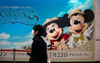 Η Disneyland του Τόκιο άνοιξε μετά από 4 μήνες