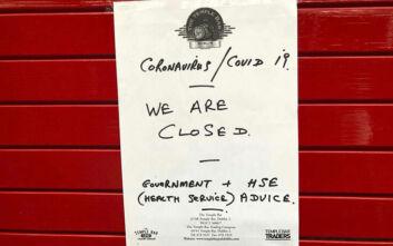 Ιρλανδία: Ο «ανησυχητικός» συνωστισμός έξω από τα μπαρ «φρενάρουν» το άνοιγμα των φημισμένων παμπ
