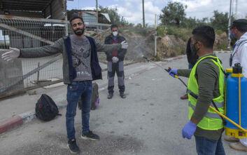 Συναγερμός στην Παλαιστίνη για την έξαρση των κρουσμάτων κορονοϊού