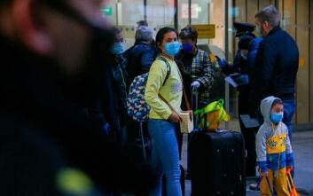 Μόσχα: Διαγνωστικό τεστ για τους επιβάτες του αεροδρομίου - Το αποτέλεσμα θα βγαίνει σε 60 λεπτά