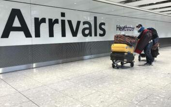 Στη «λευκή λίστα» της Βρετανίας η Ελλάδα: Χωρίς καραντίνα οι ταξιδιώτες από τις 10 Ιουλίου