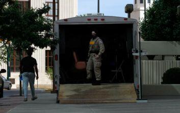 Ειδική φυλακή στο Τέξας μετατράπηκε σε «πηγή» του κορονοϊού