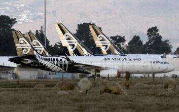 Αναστολή κρατήσεων για τις διεθνείς πτήσεις προς τη Νέα Ζηλανδία λόγω κορονοϊού