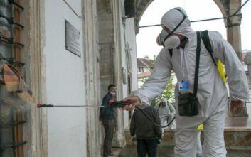 Δραματική αύξηση των θανάτων λόγω κορονοϊού στο Κόσοβο - 16 νεκροί του τελευταίο 24ωρο