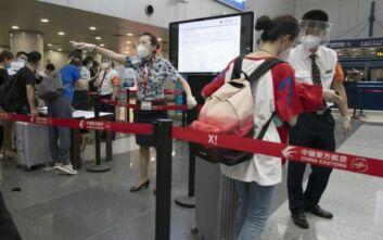 Ανέκαμψαν κατά 80% οι επιβατικές πτήσεις στην Κίνα μετά τη σαρωτική πτώση λόγω κορονοϊού