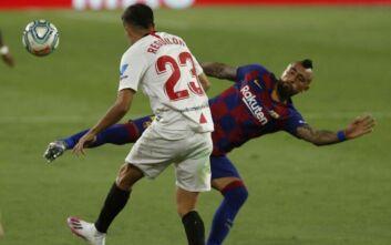 Η ομάδα του Μπέκαμ στο MLS θέλει τον Βιδάλ