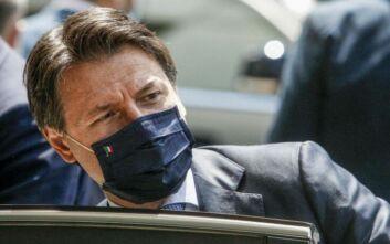 Ιταλία: «Πρέπει να αποφύγουμε γενικό lockdown, θα είναι τεράστιο πλήγμα για την οικονομία» δήλωσε ο Κόντε