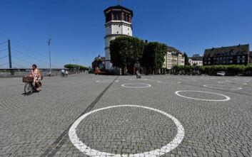 Οκτώ θάνατοι και 390 κρούσματα από την πανδημία σε 24 ώρες στη Γερμανία