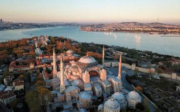 Νέο μουσείο με εικόνες και χριστιανικά αντικείμενα κοντά στην Αγία Σοφία δρομολογεί η Τουρκία