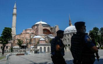 Αρχιεπίσκοπος Αμερικής: Η κοσμοθεωρία του κατακτητή οδήγησε τη μετατροπή της Αγίας Σοφίας σε τζαμί