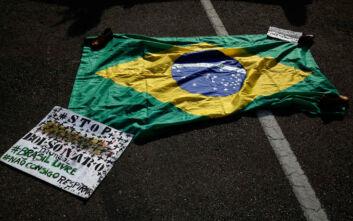 Βραζιλία: Πάνω από 18.600 κρούσματα του νέου κορονοϊού, 194 θάνατοι εξαιτίας της COVID-19 σε 24 ώρες