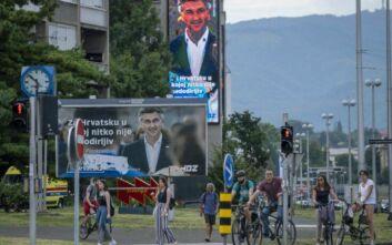 Εκλογές στην Κροατία εν μέσω της πανδημίας του κορονοϊού