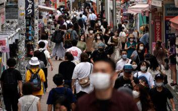 Ιαπωνία: «Δεν υπάρχει λόγος επιβολής μιας νέας κατάστασης ανάγκης λόγω κορονοϊού»