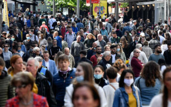 Πάνω από το 80% των Γερμανών φοβούνται νέους αυστηρούς περιορισμούς και lockdown τους επόμενους μήνες