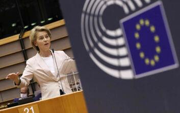 Φον ντερ Λάιεν: Βαθύτερη και ευρύτερη η παρούσα κρίση