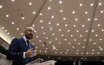 Σαρλ Μισέλ: Δεν έχουμε ολοκληρώσει ακόμη τις διαπραγματεύσεις για το Σχέδιο Ανάκαμψης